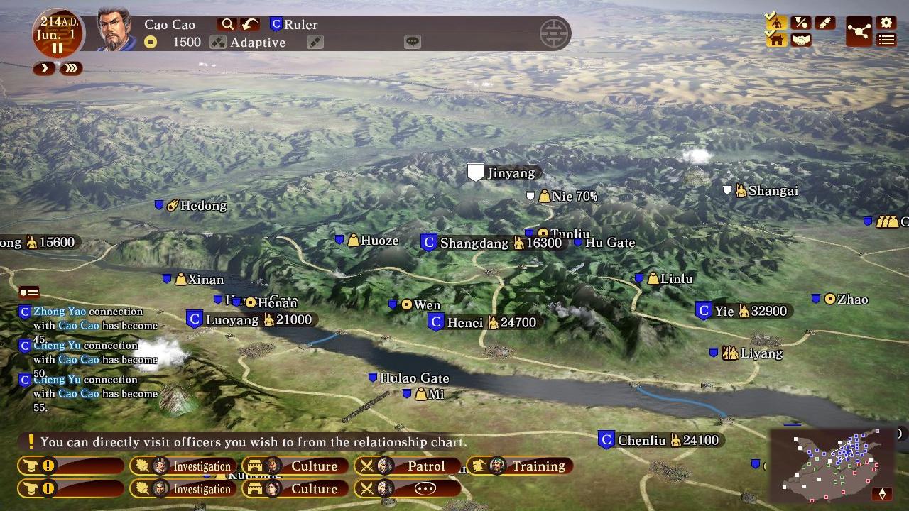 Romance of the Three Kingdoms XIII v červenci na PS4 a PC 121747