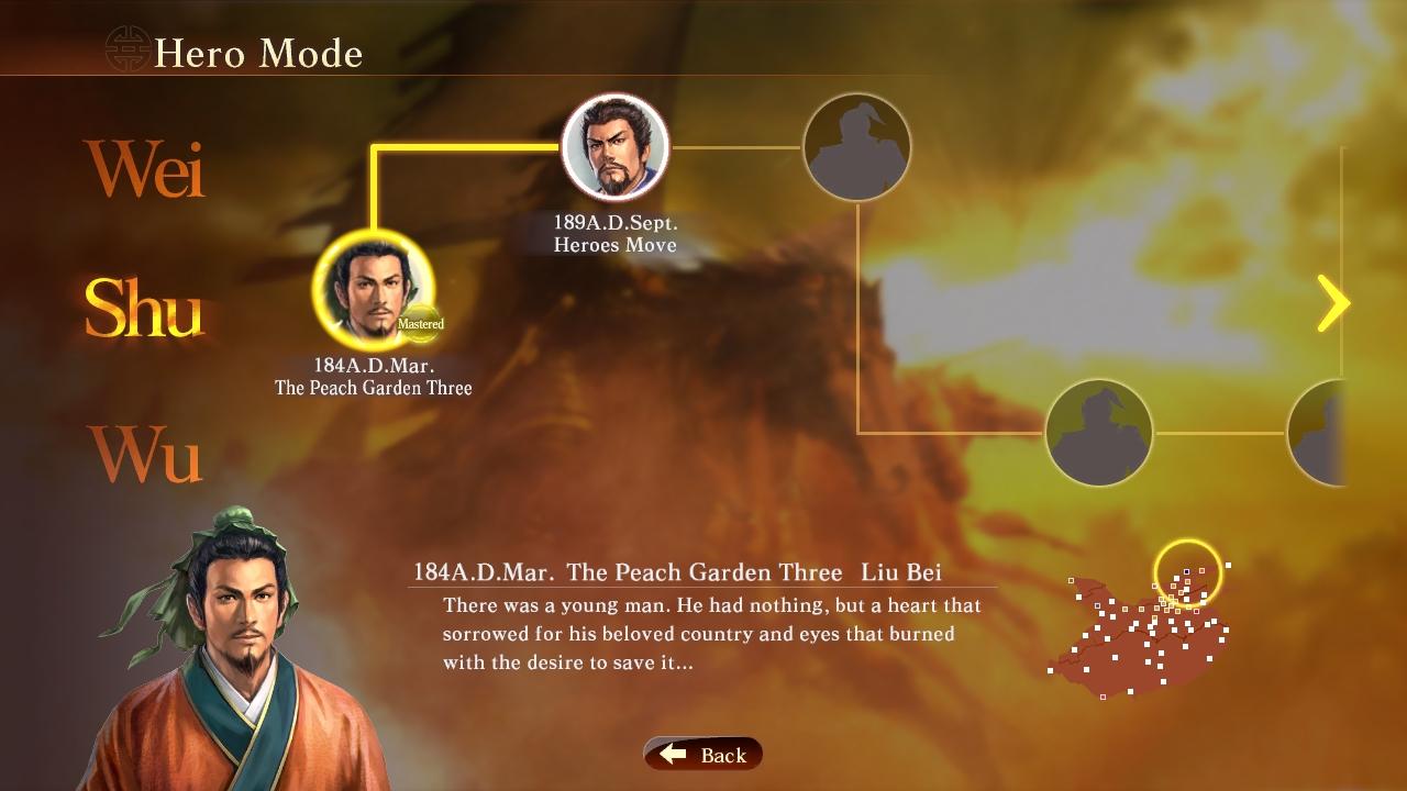 Romance of the Three Kingdoms XIII v červenci na PS4 a PC 121748