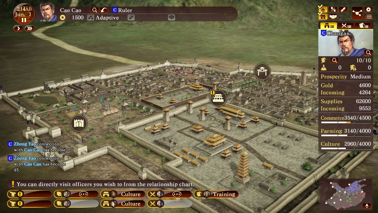Romance of the Three Kingdoms XIII v červenci na PS4 a PC 121752
