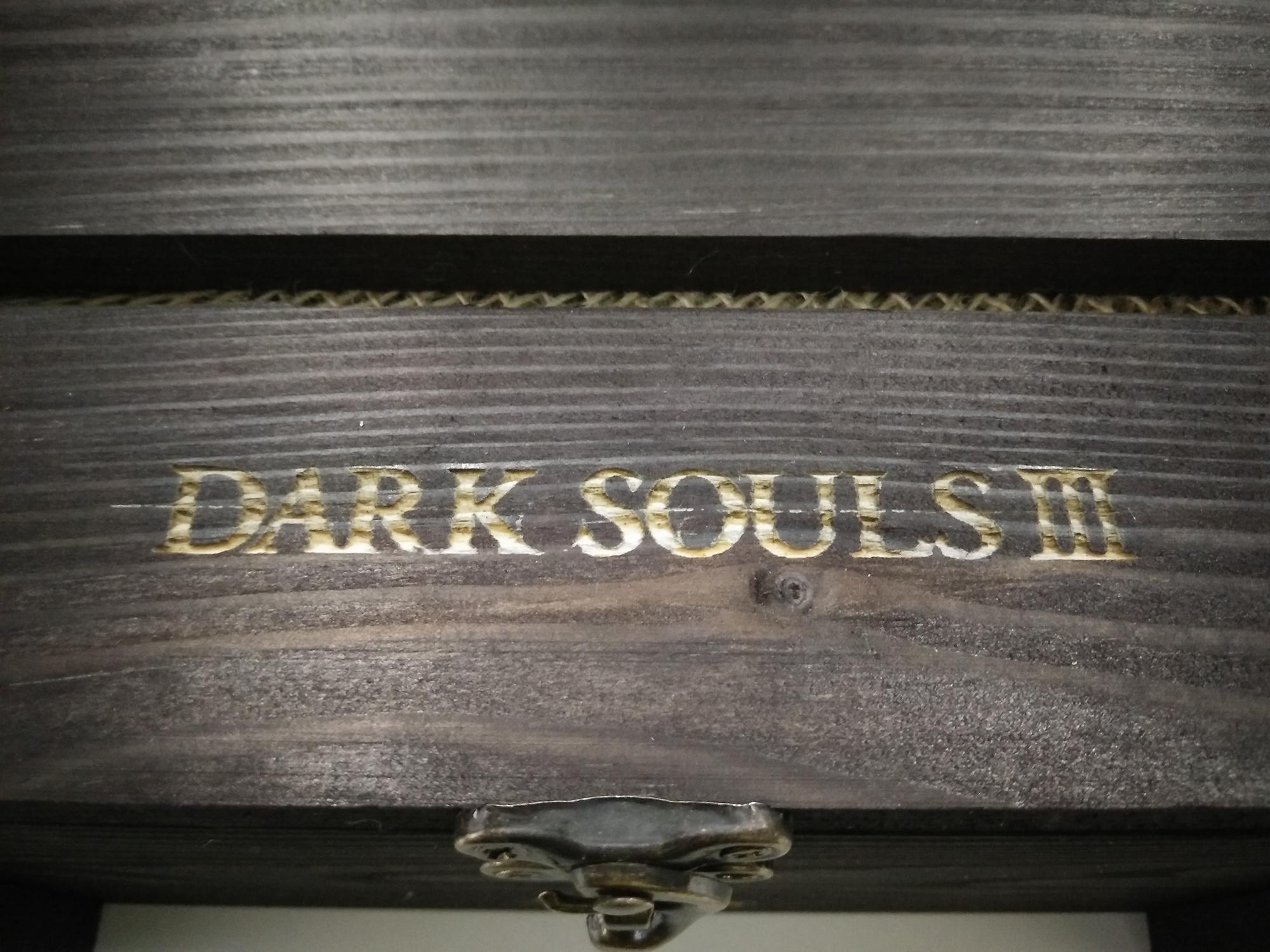 Luxusní press kit Dark Souls 3 121763