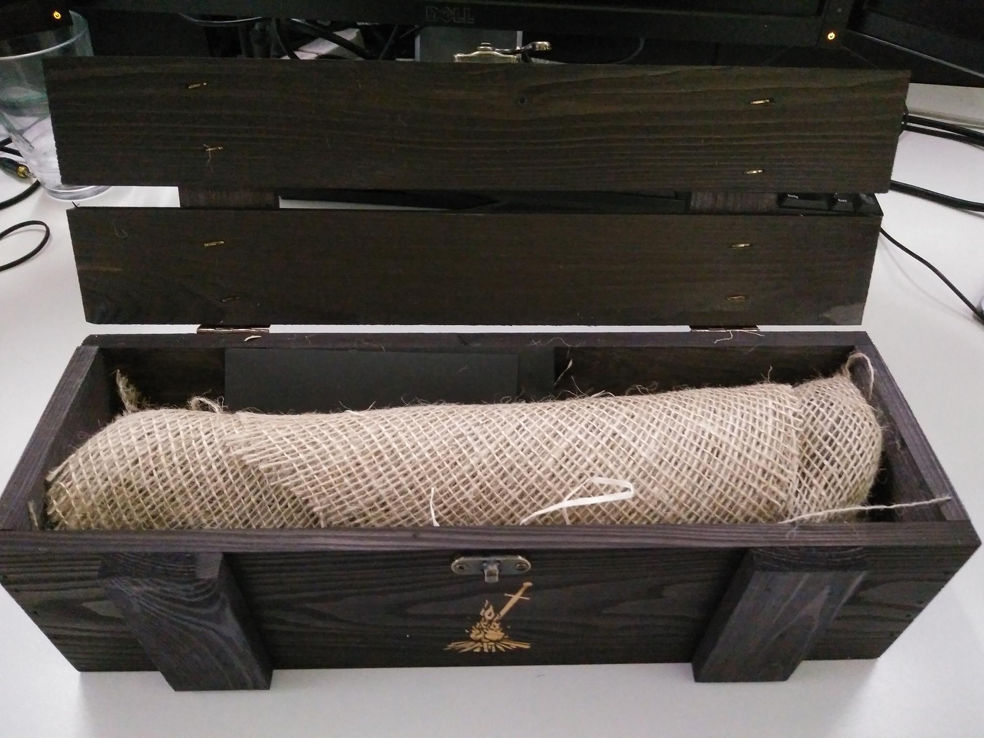 Luxusní press kit Dark Souls 3 121765
