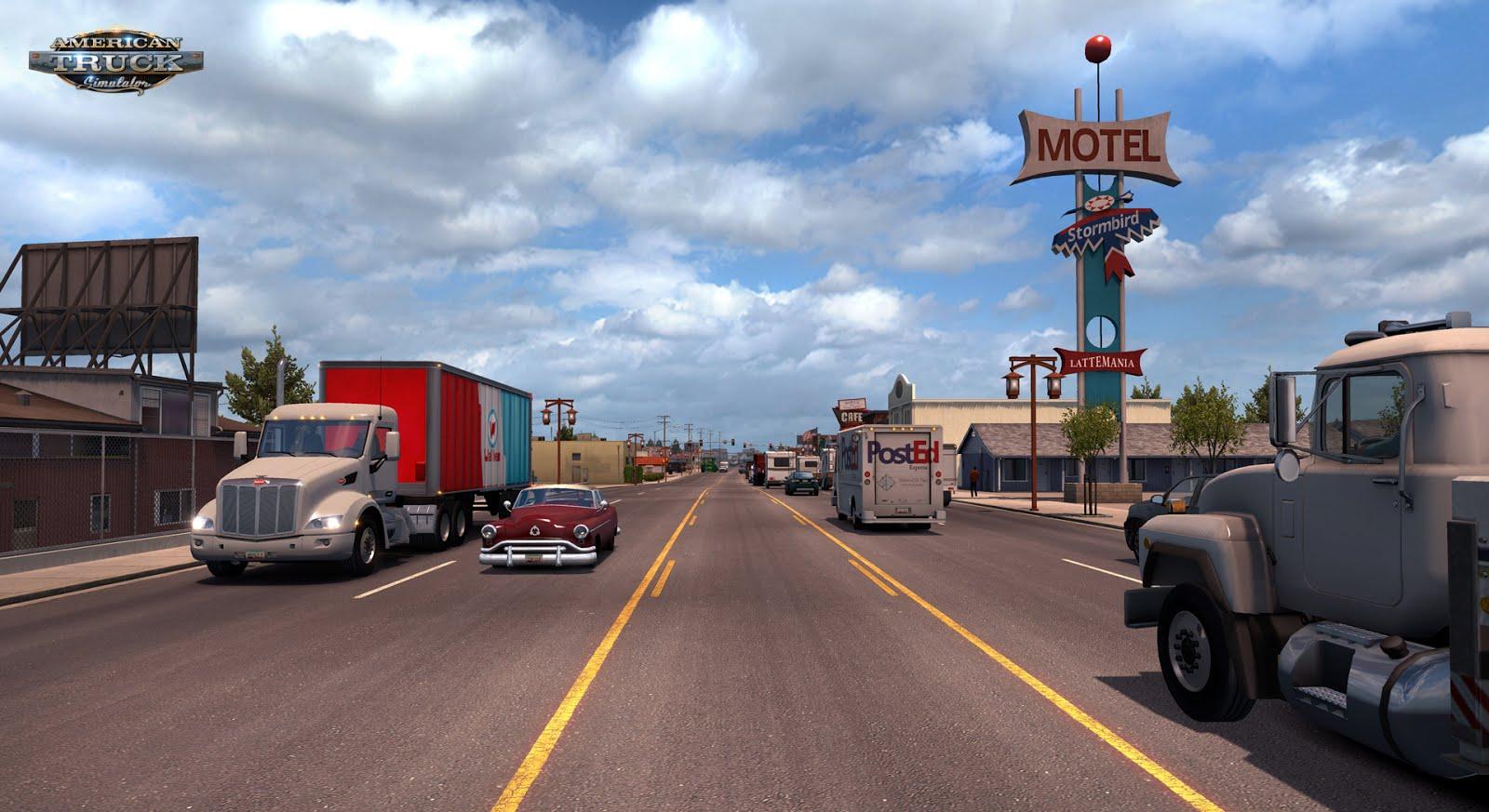 Obrazem: Arizona z American Truck Simulatoru 121773