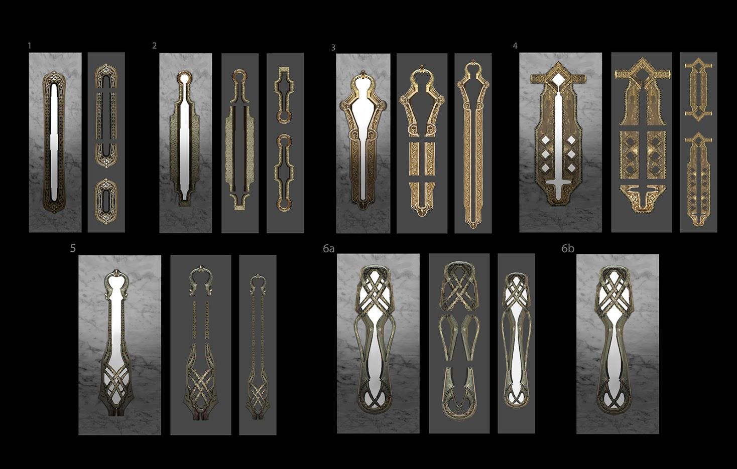 Uniklé artworky z God of War 4 121828