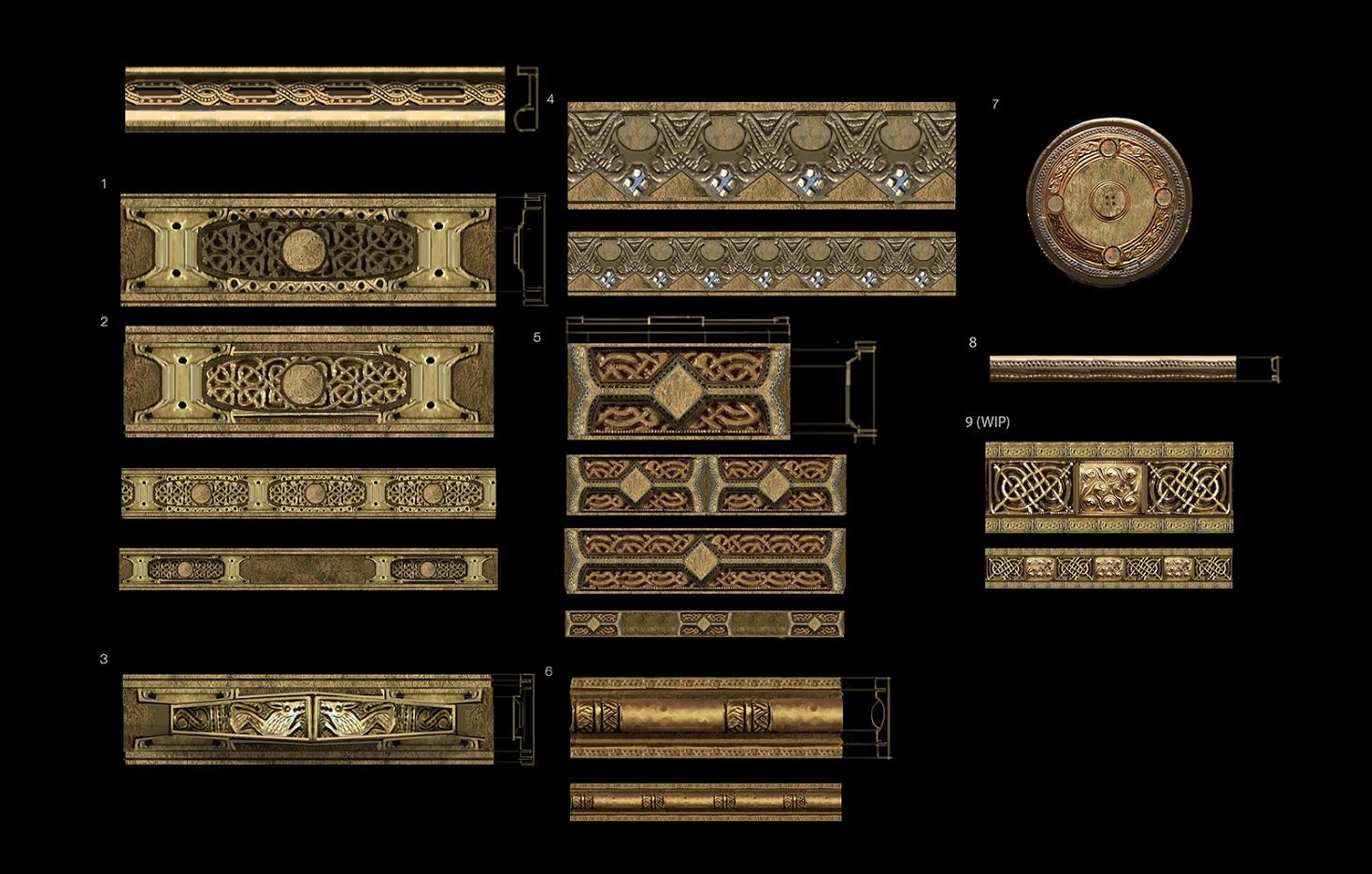Uniklé artworky z God of War 4 121836