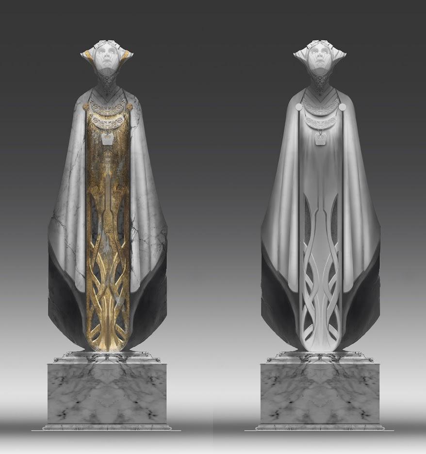 Uniklé artworky z God of War 4 121852