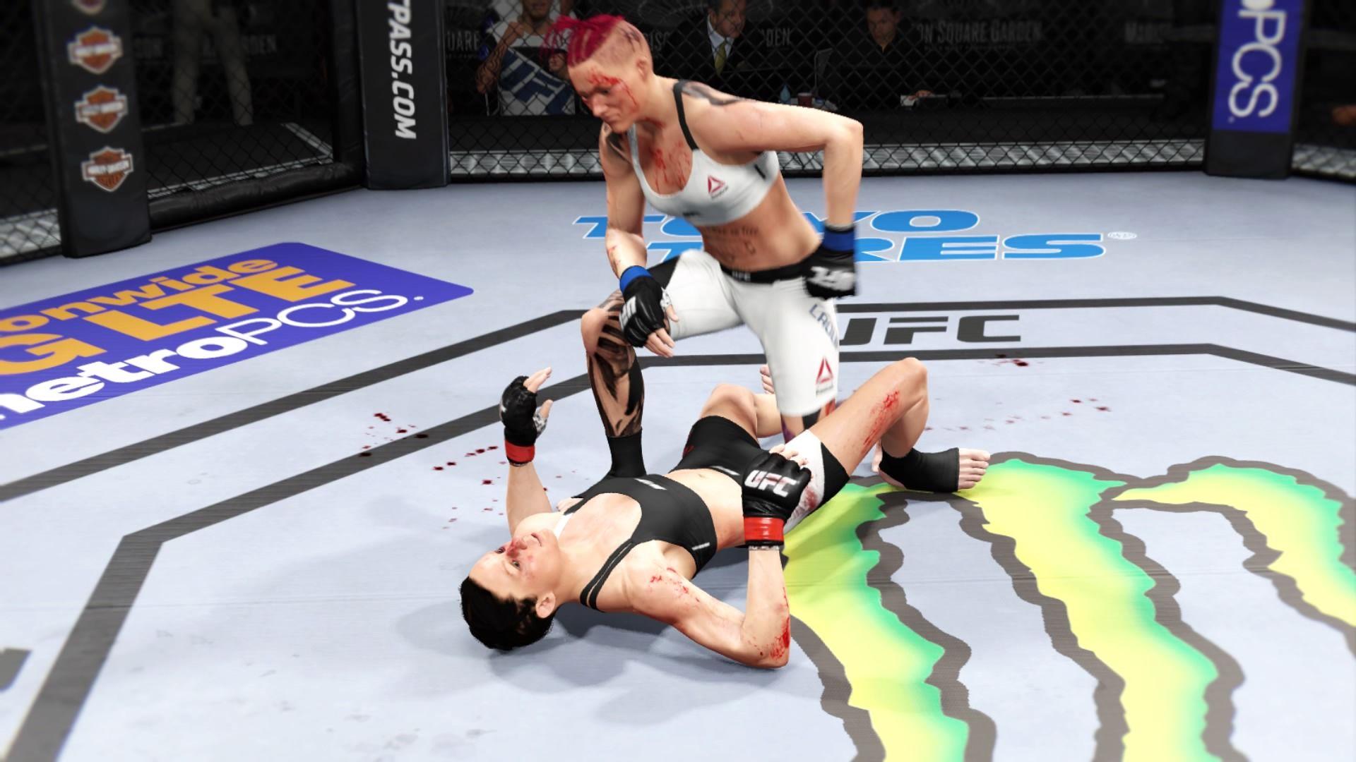 EA Sports UFC 2 – návrat do oktagonu 121895