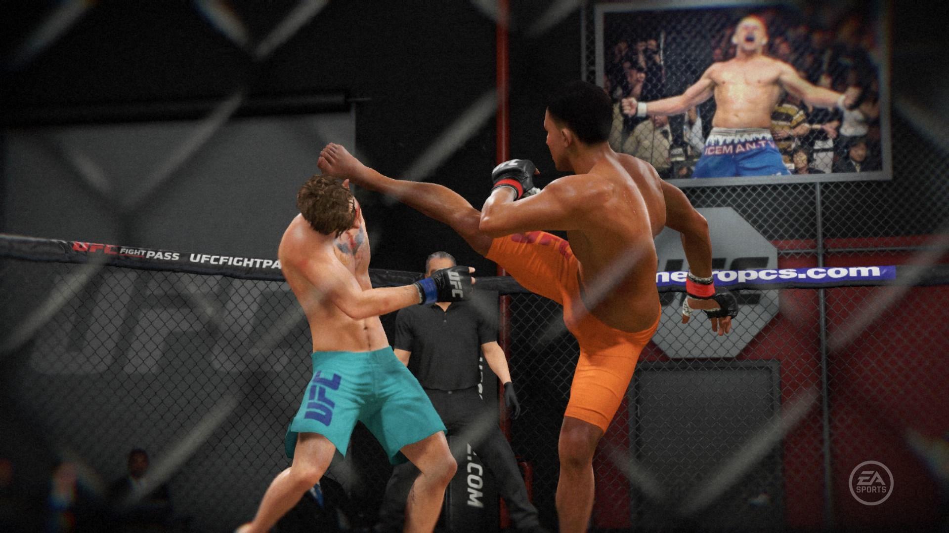 EA Sports UFC 2 – návrat do oktagonu 121900