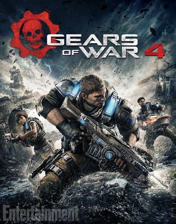 Gears of War 4 nabídne split-screen ve všech módech 121944