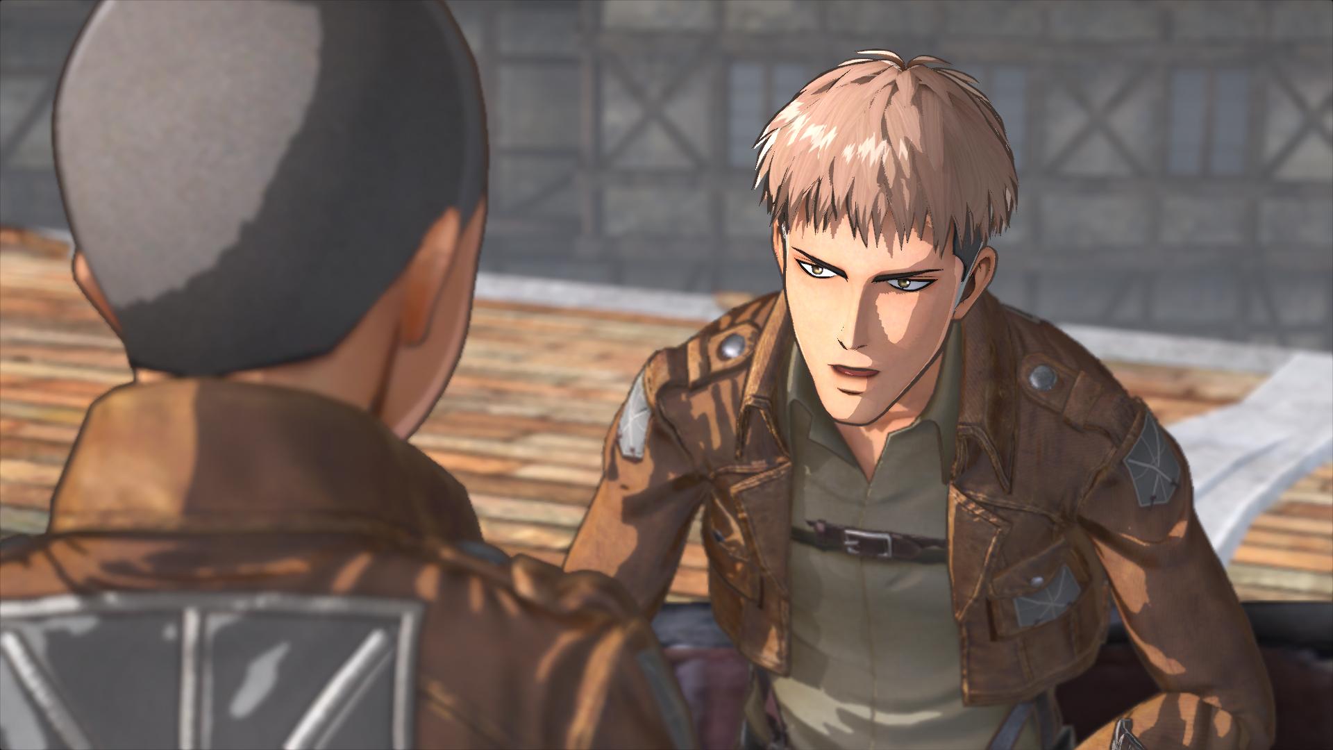 Attack on Titan vychází v srpnu také na Xbox One a PC 122007