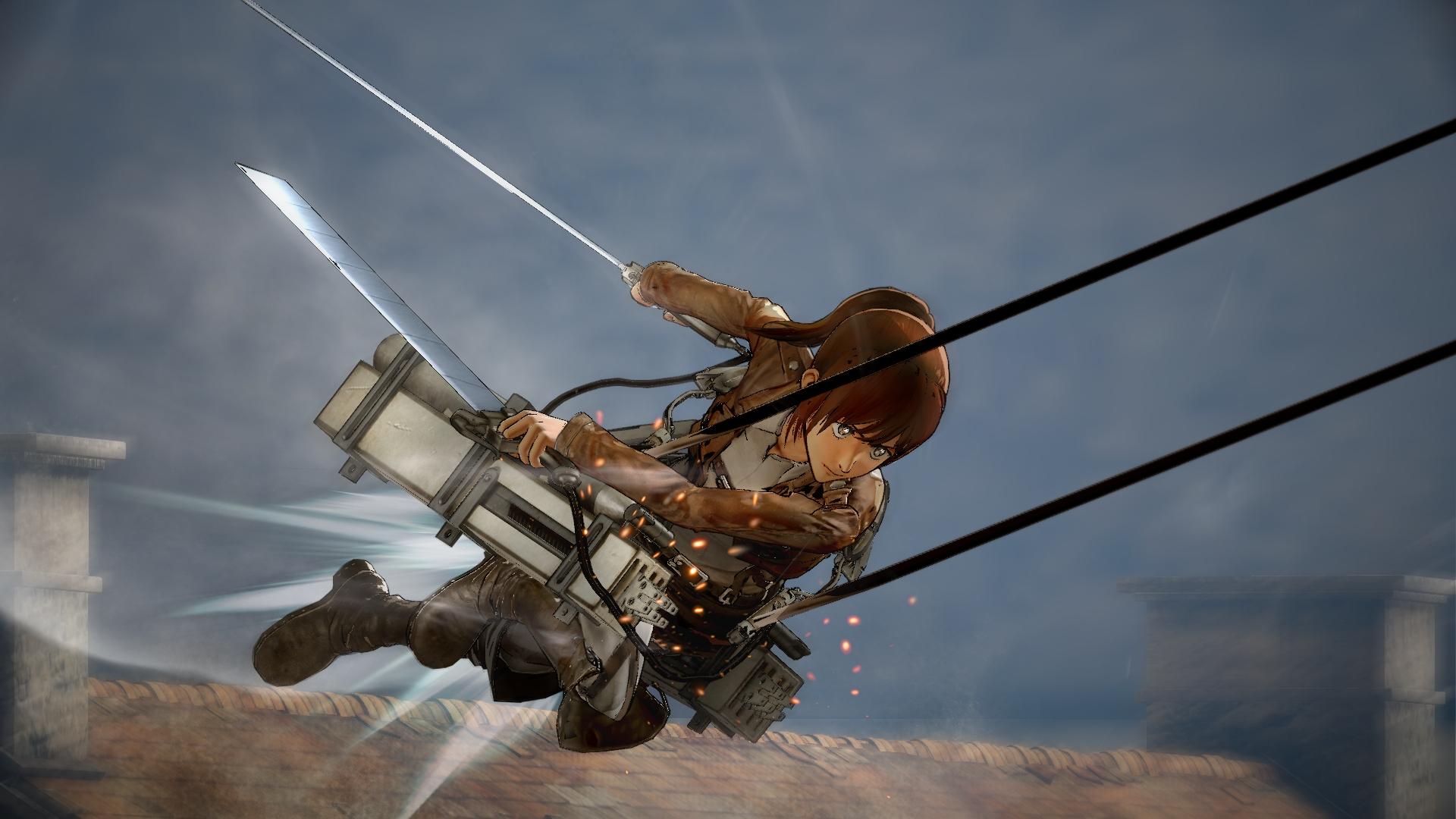 Attack on Titan vychází v srpnu také na Xbox One a PC 122009
