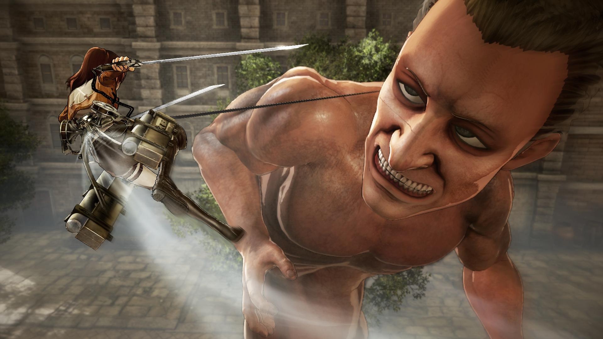 Attack on Titan vychází v srpnu také na Xbox One a PC 122011