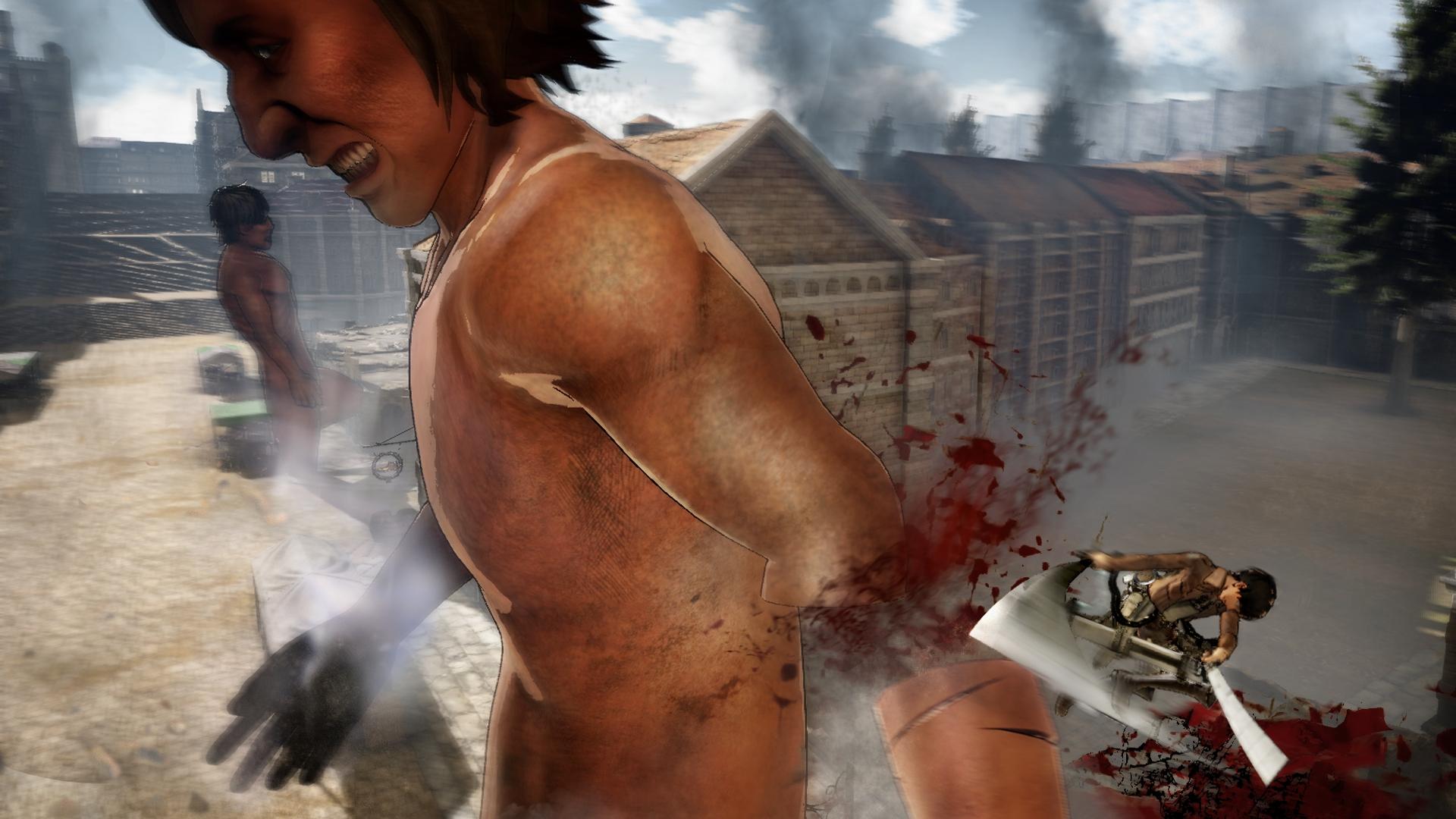 Attack on Titan vychází v srpnu také na Xbox One a PC 122016