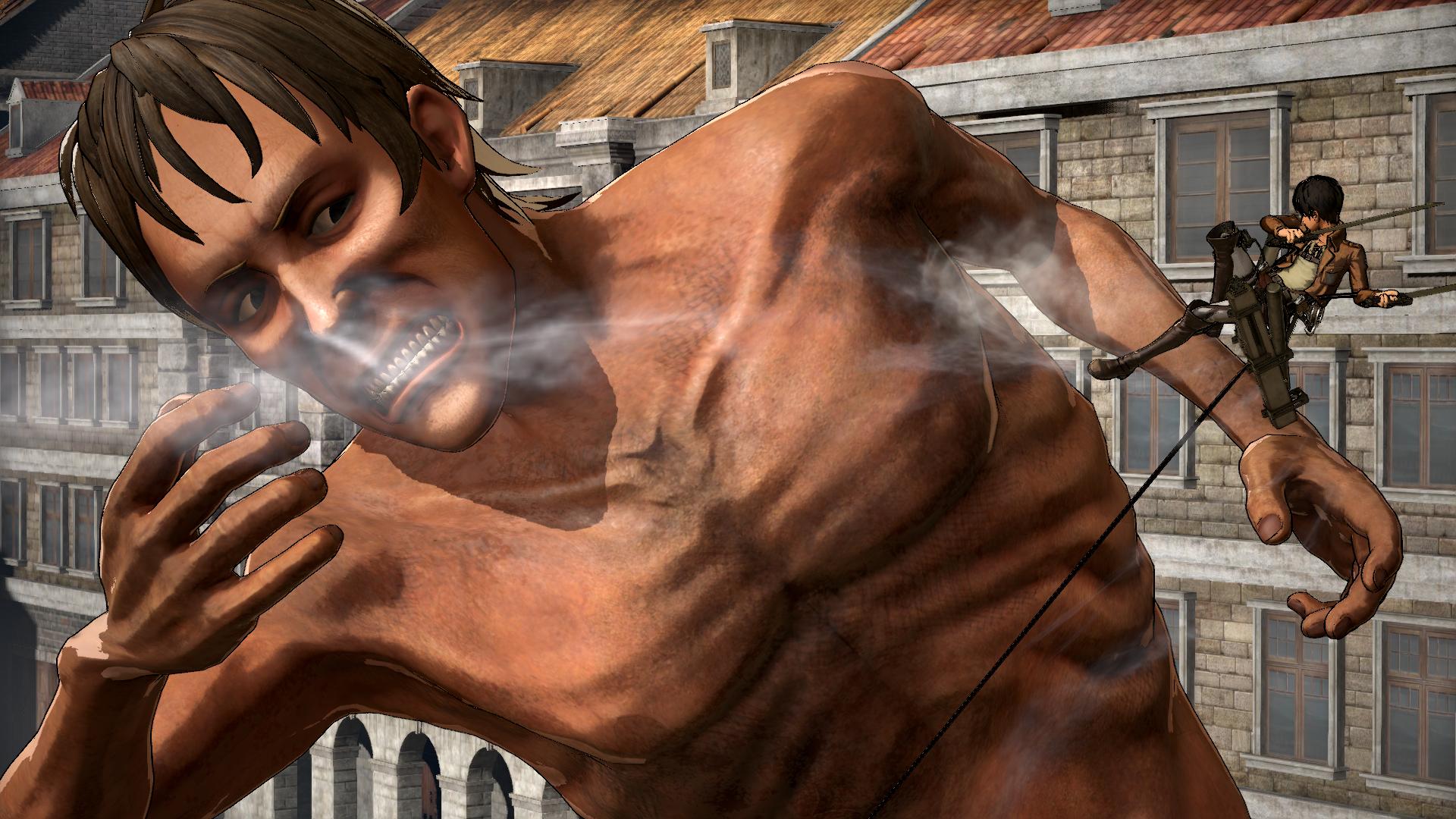Attack on Titan vychází v srpnu také na Xbox One a PC 122017