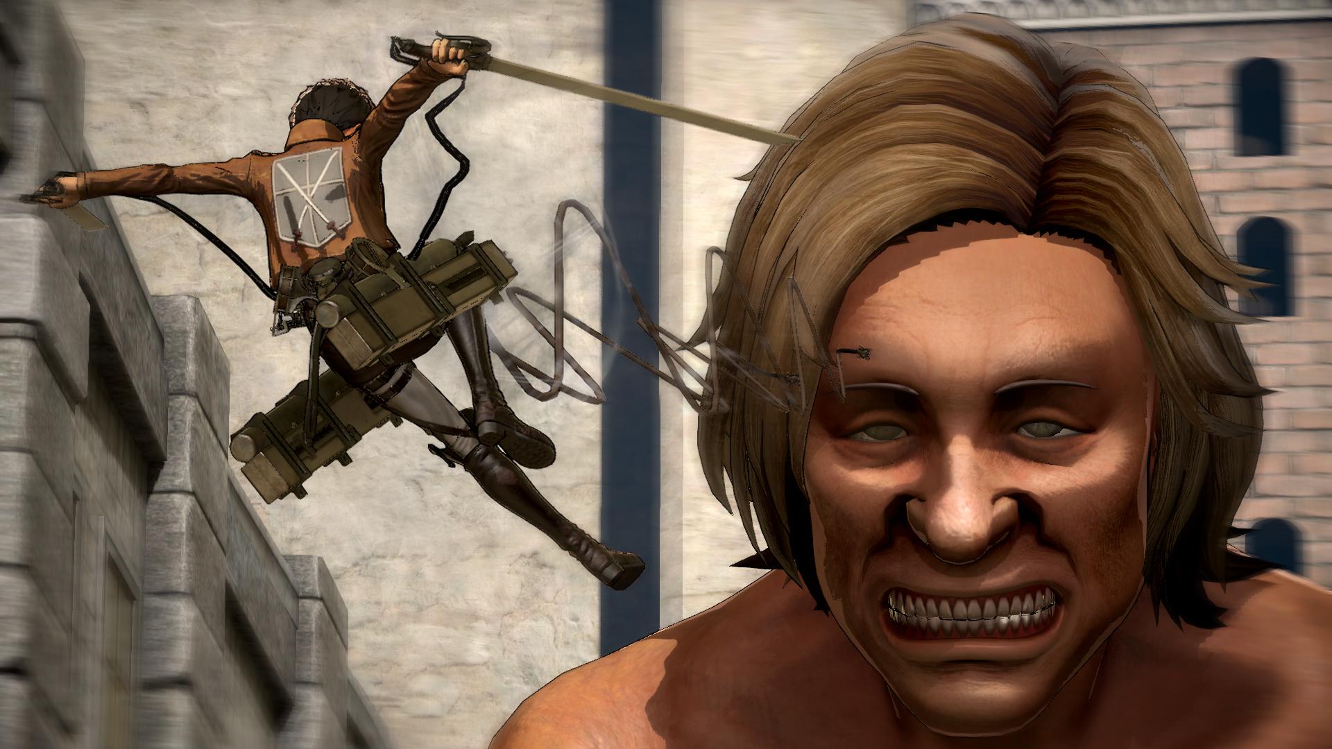 Attack on Titan vychází v srpnu také na Xbox One a PC 122018