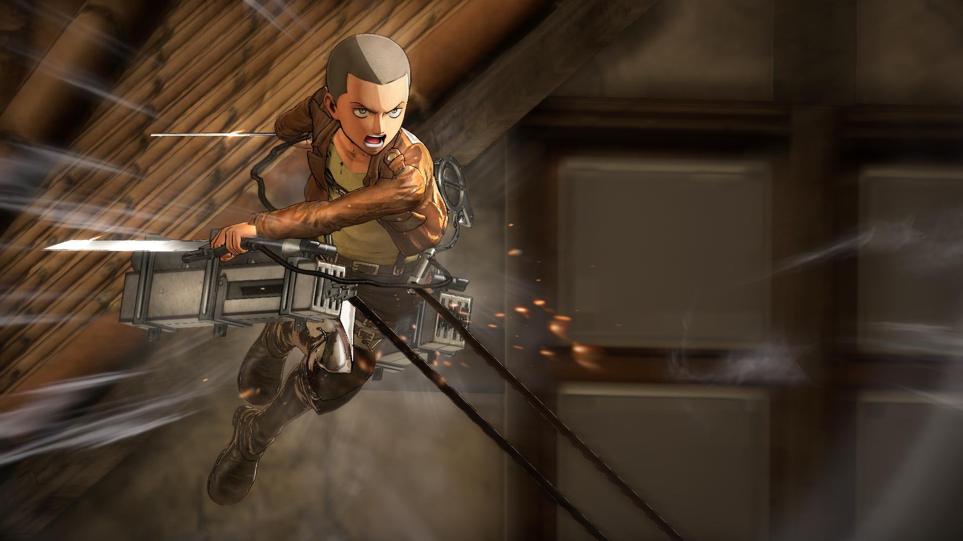 Attack on Titan vychází v srpnu také na Xbox One a PC 122019
