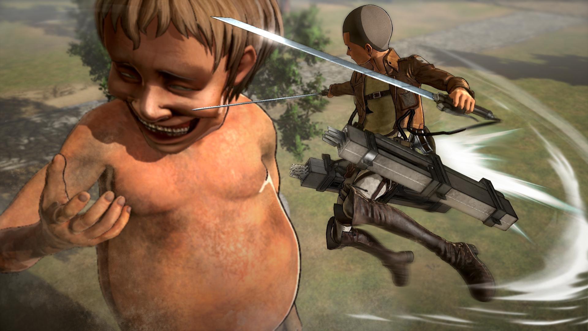 Attack on Titan vychází v srpnu také na Xbox One a PC 122021