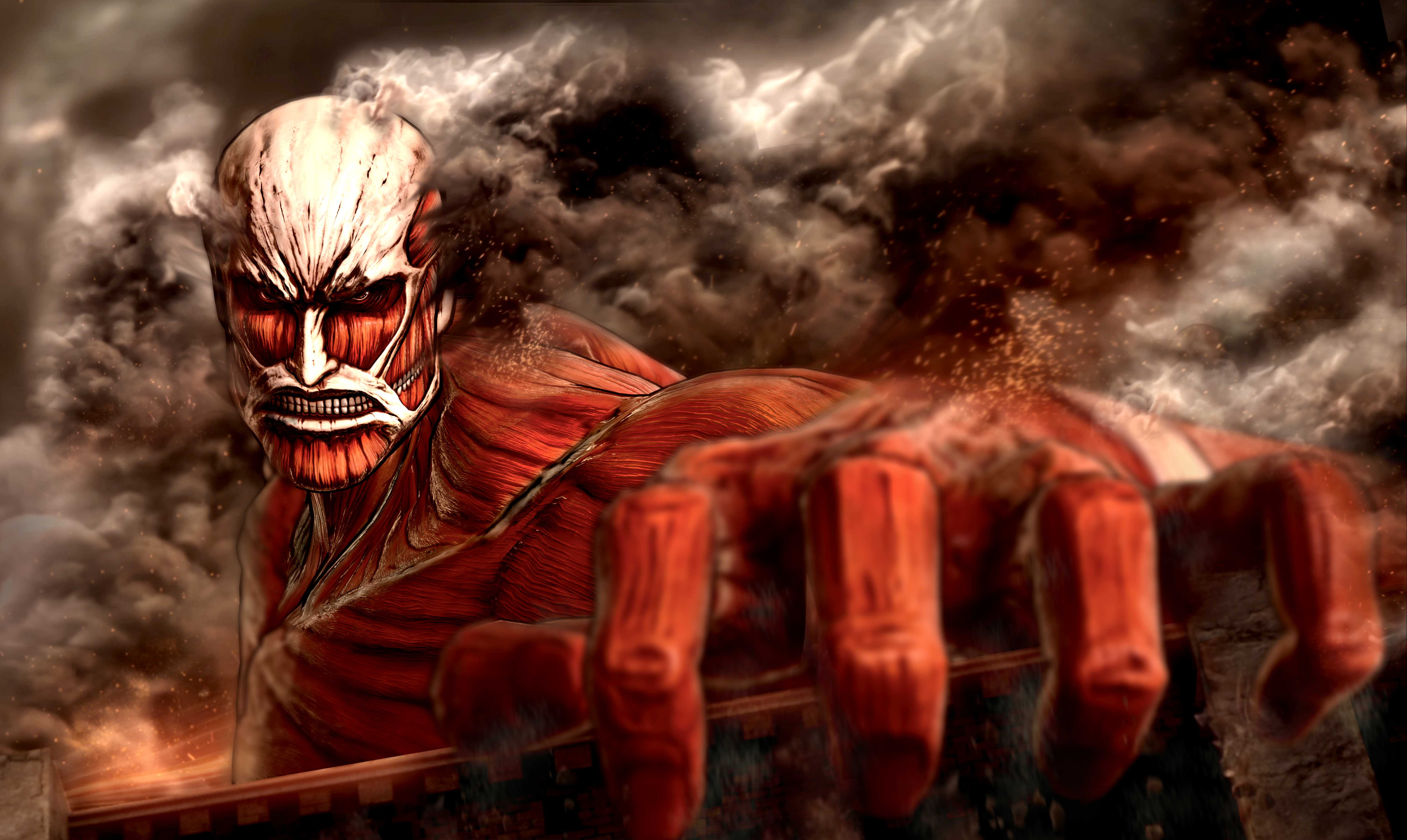 Attack on Titan vychází v srpnu také na Xbox One a PC 122022