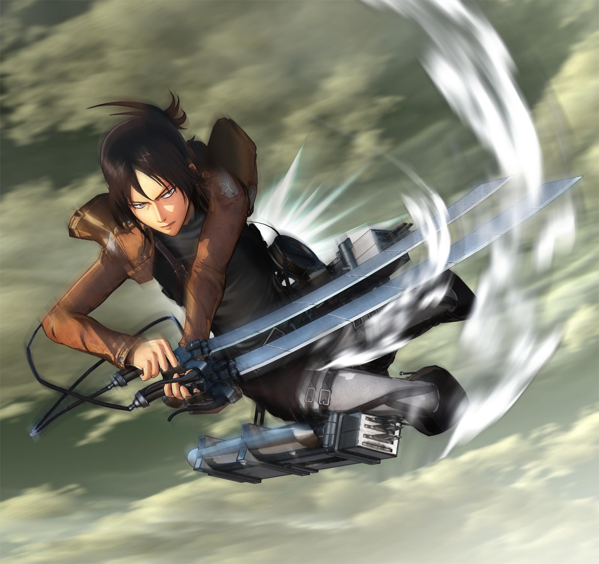 Attack on Titan vychází v srpnu také na Xbox One a PC 122023