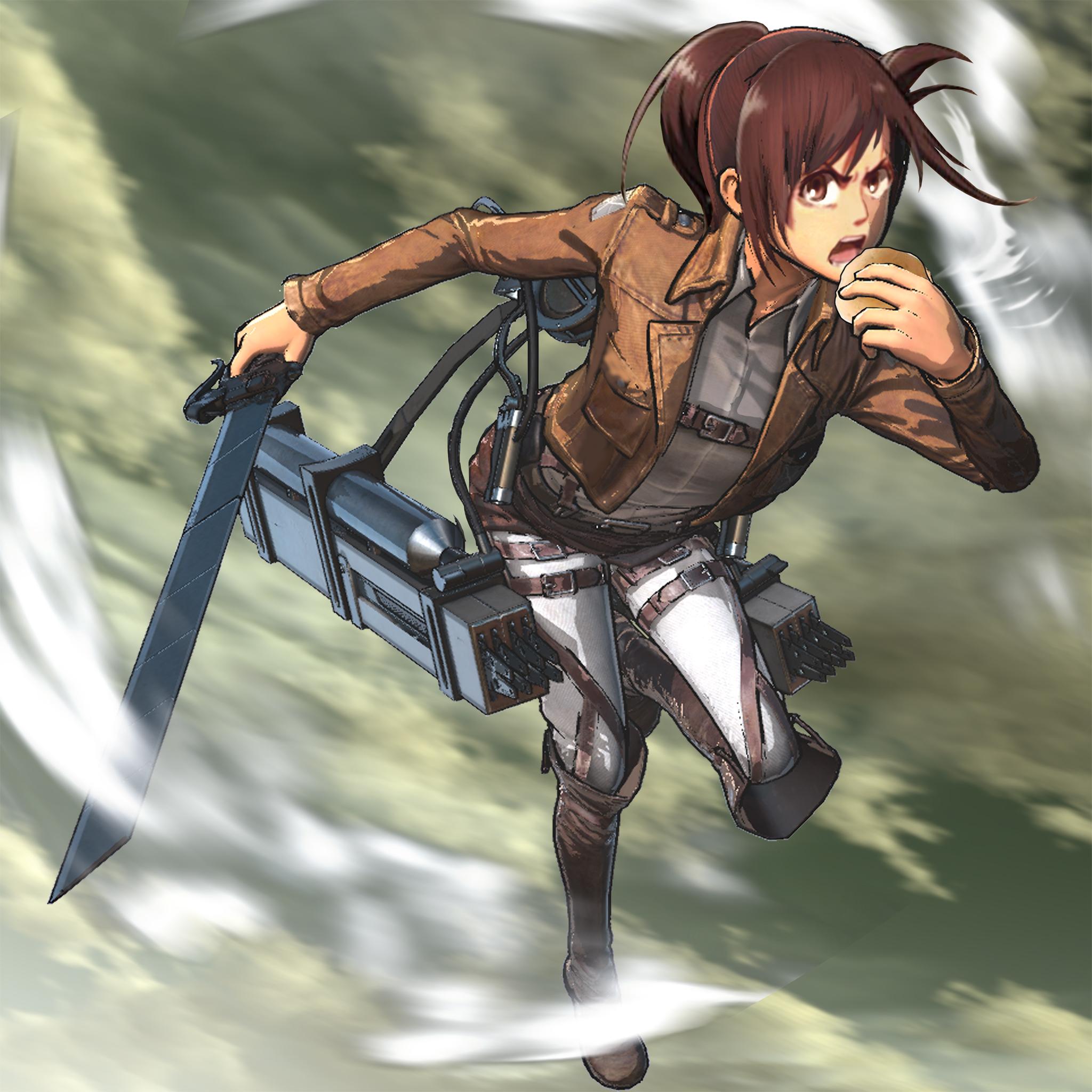 Attack on Titan vychází v srpnu také na Xbox One a PC 122024