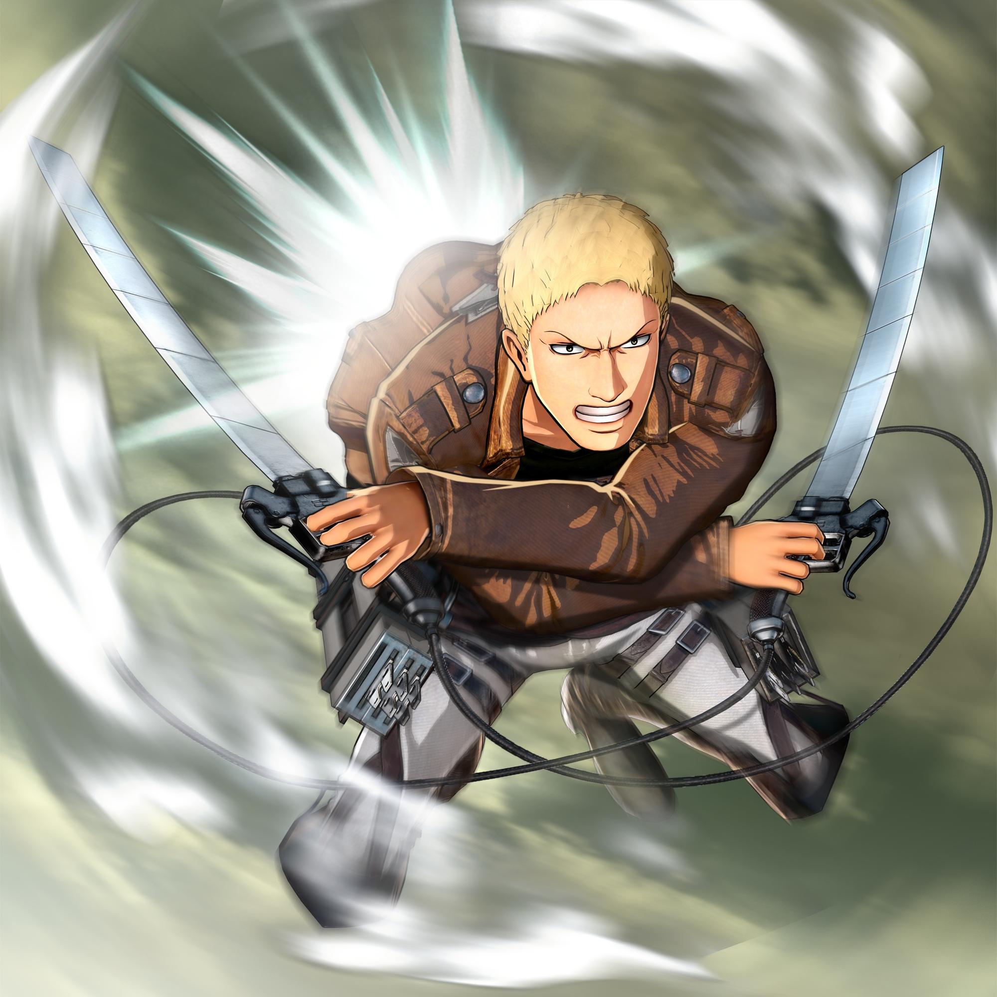 Attack on Titan vychází v srpnu také na Xbox One a PC 122025