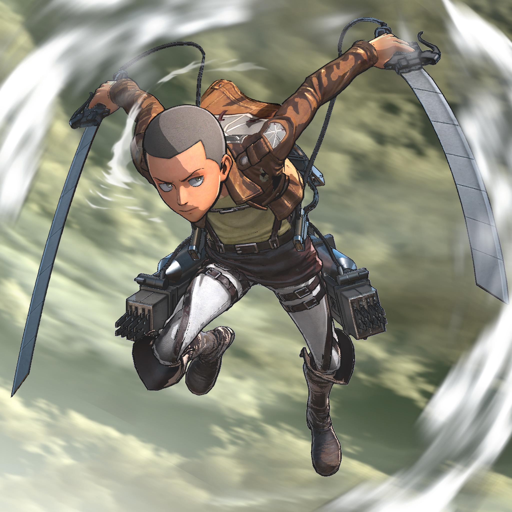 Attack on Titan vychází v srpnu také na Xbox One a PC 122027