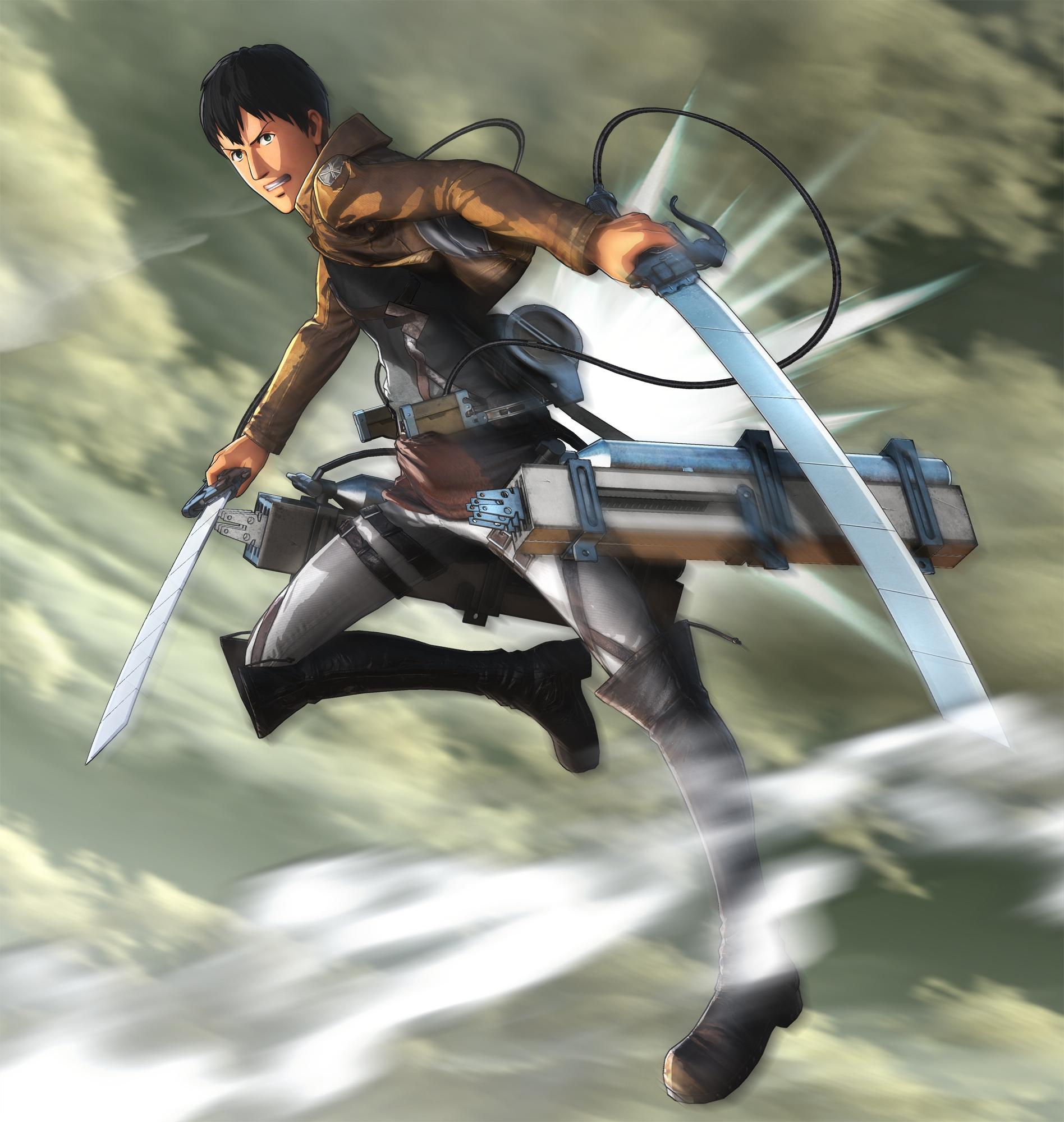 Attack on Titan vychází v srpnu také na Xbox One a PC 122029