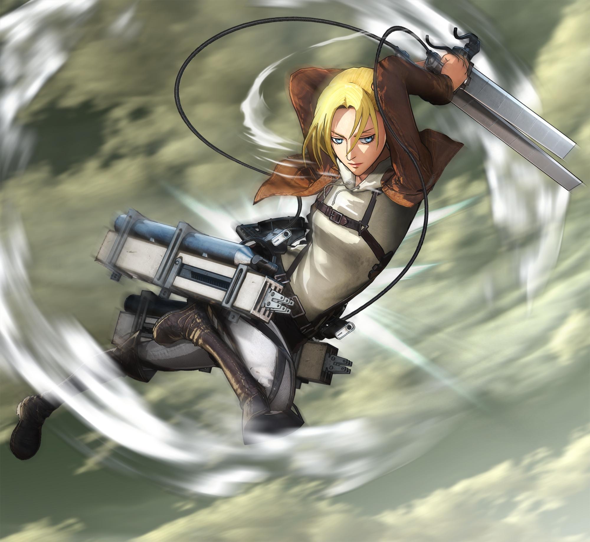 Attack on Titan vychází v srpnu také na Xbox One a PC 122030
