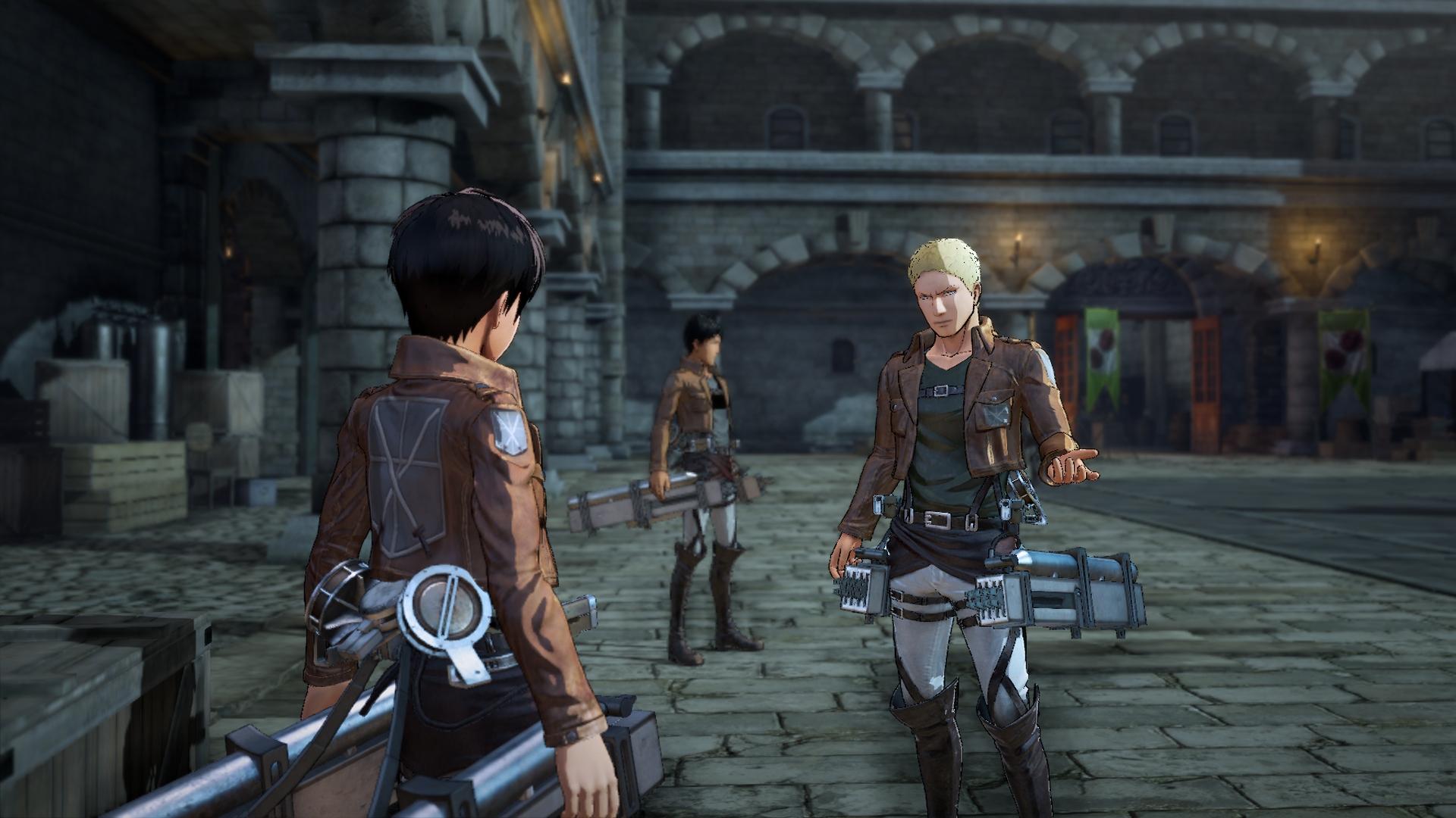 Attack on Titan vychází v srpnu také na Xbox One a PC 122039