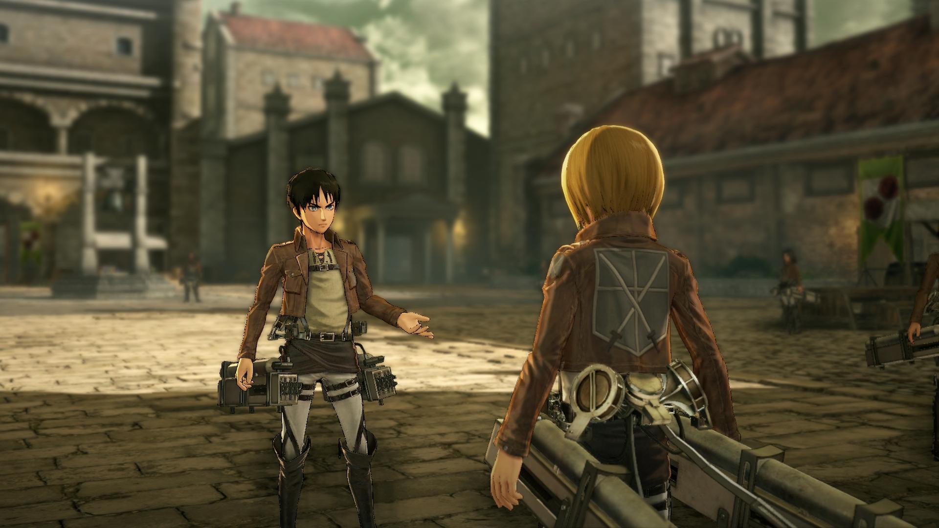Attack on Titan vychází v srpnu také na Xbox One a PC 122040