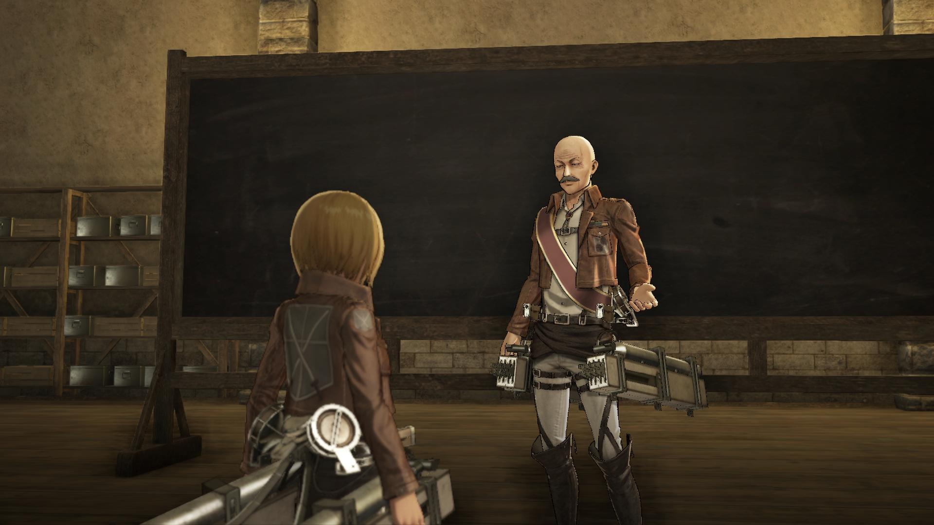 Attack on Titan vychází v srpnu také na Xbox One a PC 122041