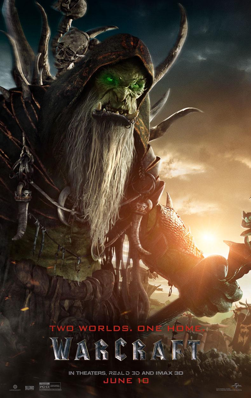 Nové plakáty k filmovému Warcraftu 122081