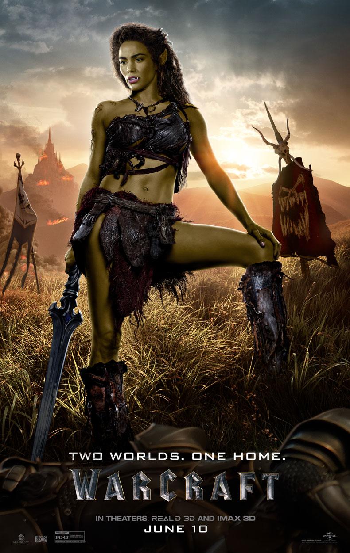 Nové plakáty k filmovému Warcraftu 122083