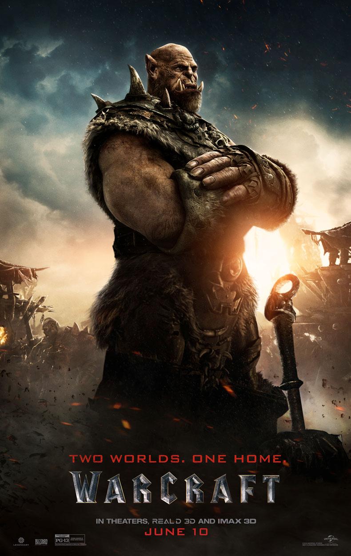 Nové plakáty k filmovému Warcraftu 122084