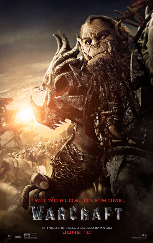 Nové plakáty k filmovému Warcraftu 122086