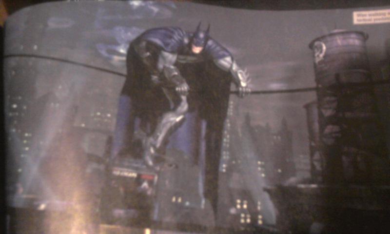Batman: Arkham City ve 3D a s pohybem? 12213