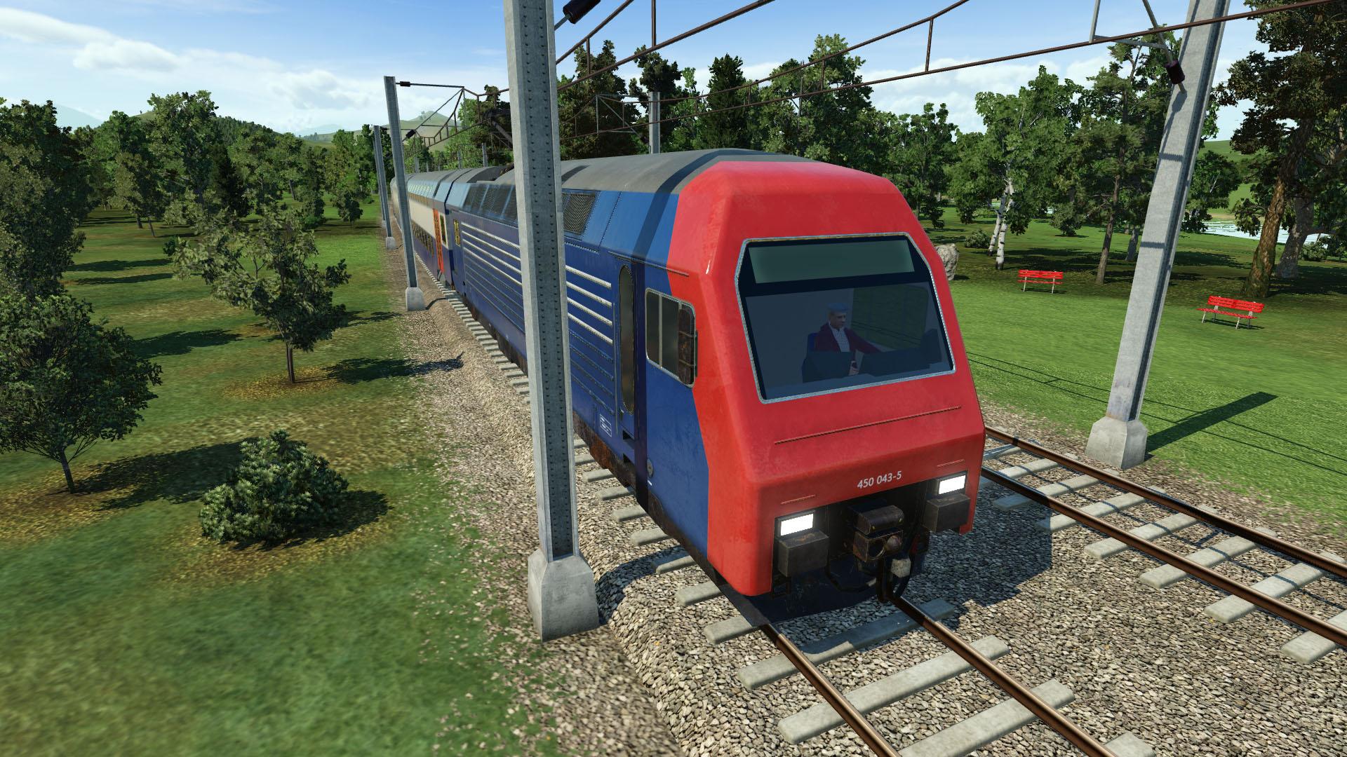 Transport Fever chce být nástupcem Transport Tycoonu 122256