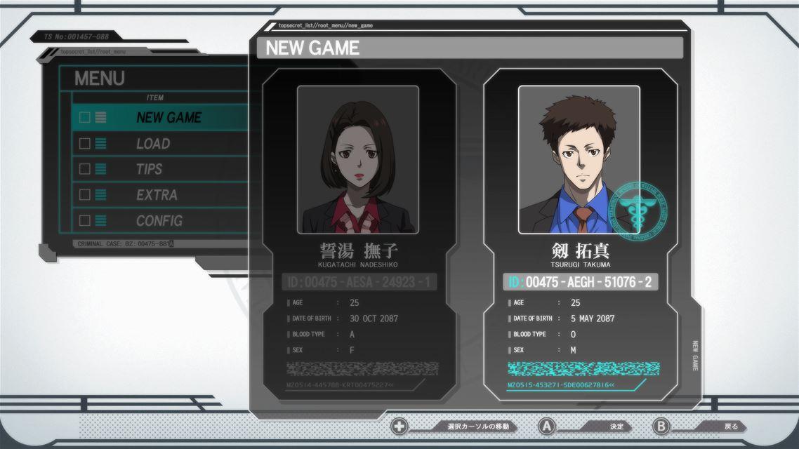 Vyšetřování v Psycho-Pass: Mandatory Happiness začíná na PS4 a Vitě v září 122273