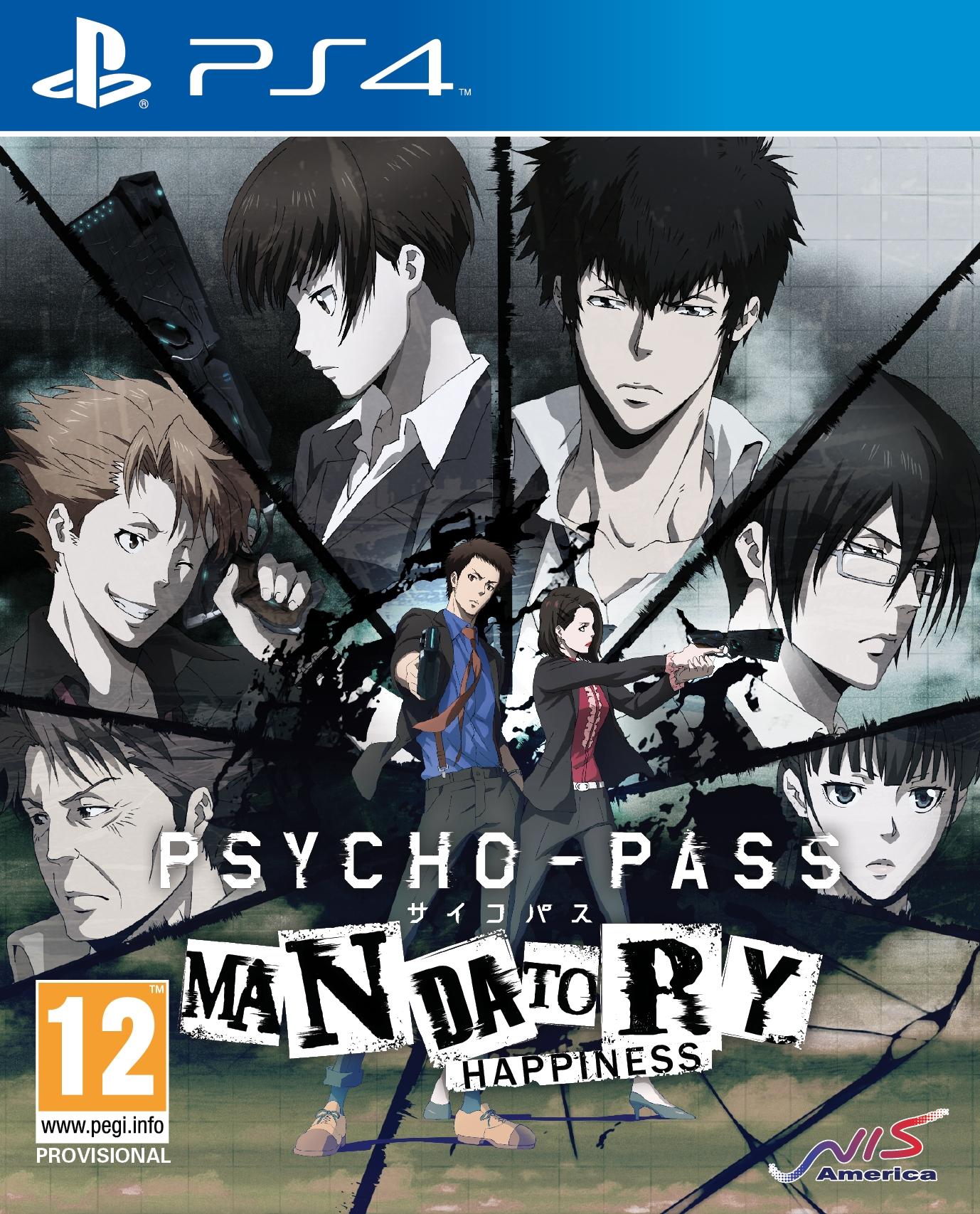 Vyšetřování v Psycho-Pass: Mandatory Happiness začíná na PS4 a Vitě v září 122275