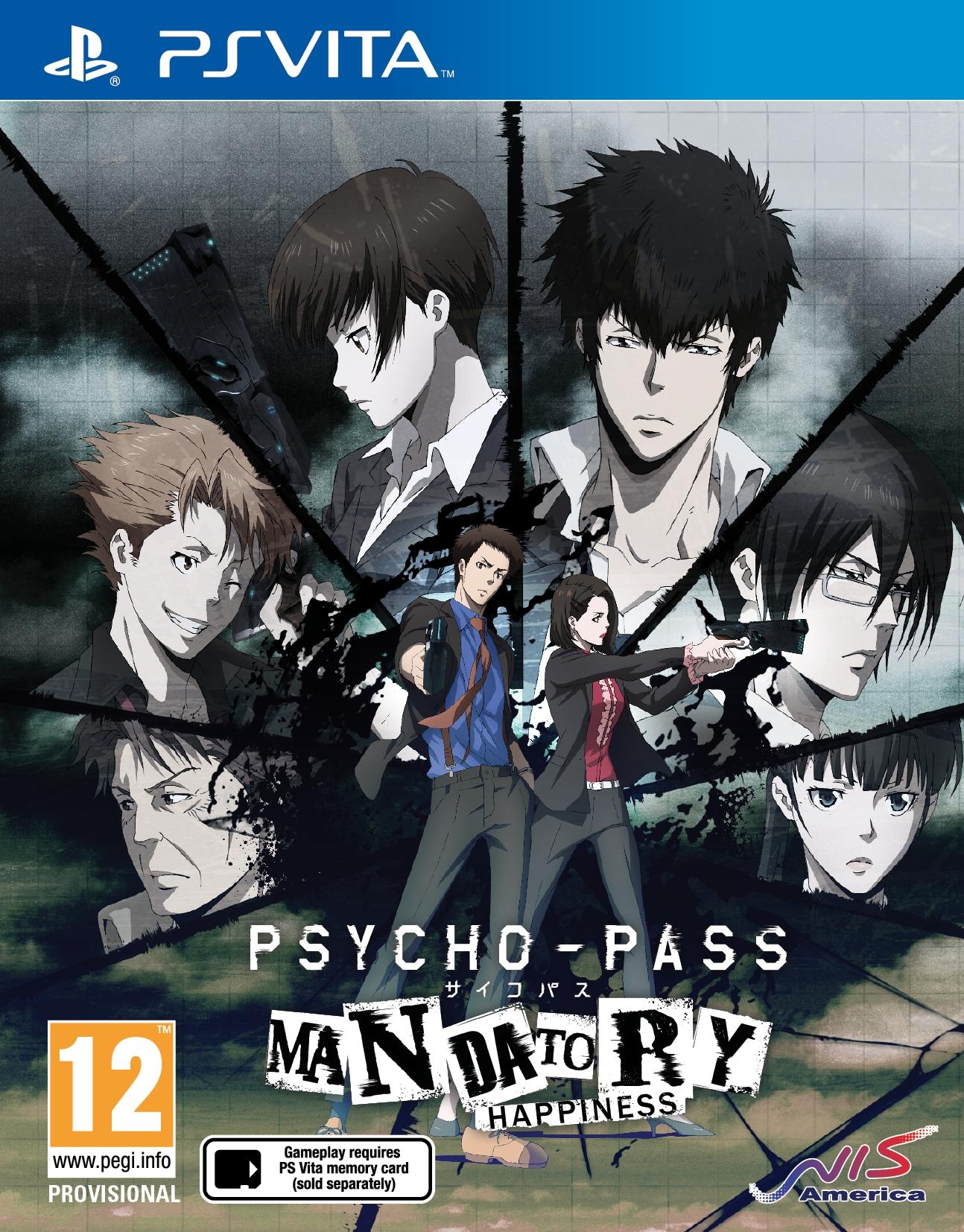 Vyšetřování v Psycho-Pass: Mandatory Happiness začíná na PS4 a Vitě v září 122276