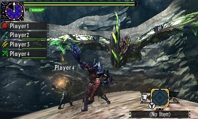 Styl boje v Monster Hunter Generations a nové obrázky 122406