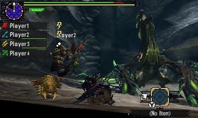 Styl boje v Monster Hunter Generations a nové obrázky 122408
