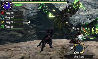 Styl boje v Monster Hunter Generations a nové obrázky 122410