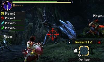Styl boje v Monster Hunter Generations a nové obrázky 122415