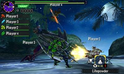 Styl boje v Monster Hunter Generations a nové obrázky 122416