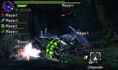Styl boje v Monster Hunter Generations a nové obrázky 122417