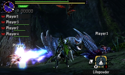 Styl boje v Monster Hunter Generations a nové obrázky 122418