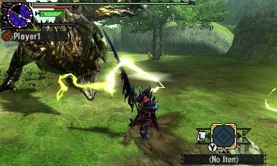 Styl boje v Monster Hunter Generations a nové obrázky 122422