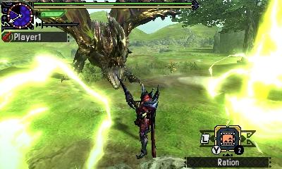 Styl boje v Monster Hunter Generations a nové obrázky 122426