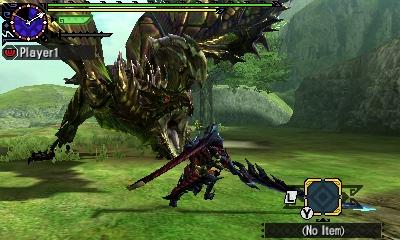 Styl boje v Monster Hunter Generations a nové obrázky 122427