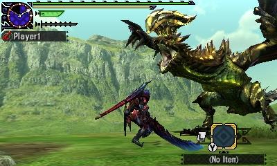 Styl boje v Monster Hunter Generations a nové obrázky 122429